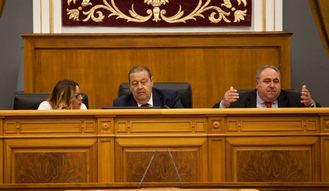 Denunciarán al presidente de las Cortes de Castilla-La Mancha al Tribunal Constitucional por vulneración de derechos fundamentales