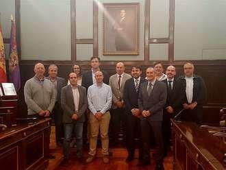 Toman posesión 5 nuevos funcionarios de la Diputación de Guadalajara tras superar la Oferta Pública de Empleo