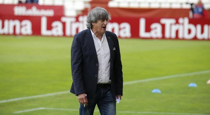 """Enrique Martín: """"El equipo ha hecho un partido serio, como todos los días"""""""