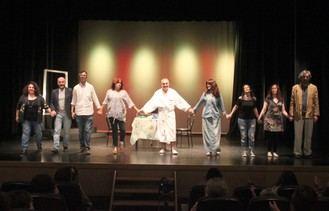 Extraordinario fin de curso para la Escuela Municipal de Teatro de Cabanillas