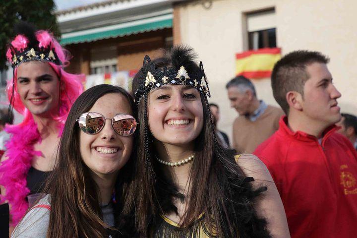 Fuentenovilla está de fiesta hasta el domingo día 20