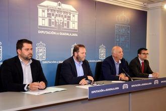 Diputación y CEOE-CEPYME organizan un viaje con medios de comunicación para promocionar el Camino del Cid y el Románico Rural
