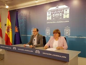 La Diputación reafirma su apoyo al Geoparque de Molina-Alto Tajo con una ayuda económica de 25.000 euros