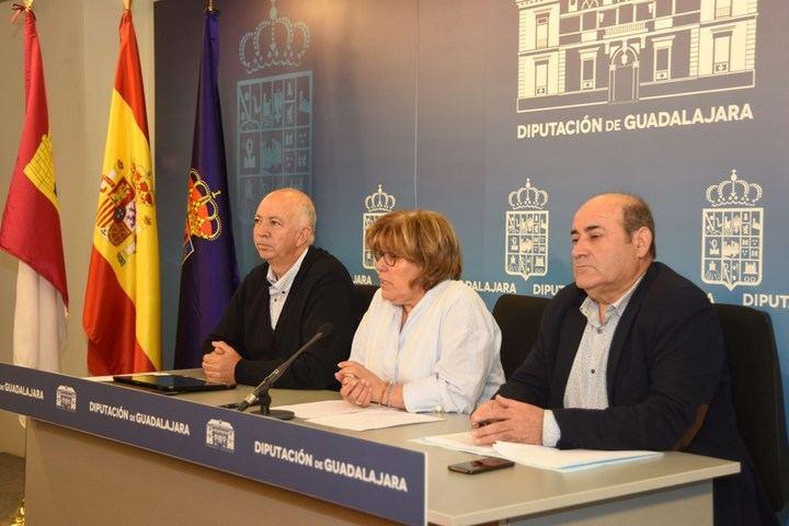"""Enjuto: """"La Diputación se sumará a las ayudas ITIs después de estudiar las convocatorias y si considera que son beneficiosas para los pueblos"""""""