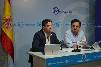 """El PP de Cabanillas denuncia que Salinas se saltará el techo de gasto para financiar sus """"medidas electoralistas"""""""