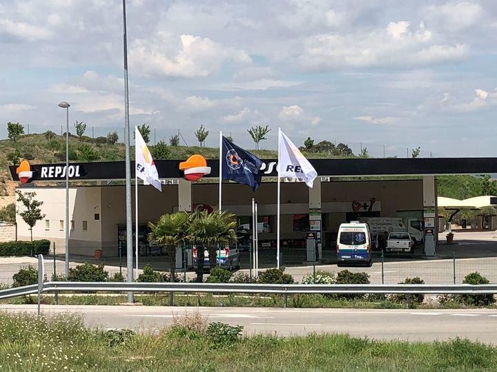 La gasolinera de El Clavin, única en Guadalajara en tener el sello de Calidad de Servicio Certificada