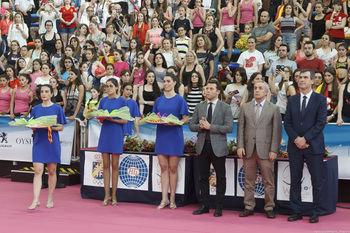 """Román: """"Es uno de los eventos deportivos más importantes que vamos a acoger este año en Guadalajara"""""""
