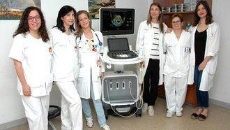 El Servicio de Cardiología del Hospital de Talavera incorpora ecocardiografía 3D