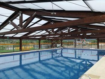 El próximo 30 de junio, Tamajón inaugura su piscina municipal
