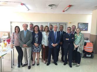 El Ayuntamiento felicita al CAMF en el 30 aniversario de su implantación en Guadalajara