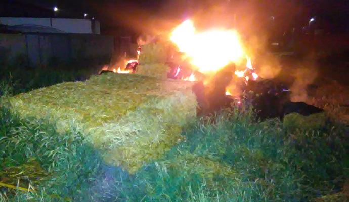 Atendida una mujer tras un incendio en Azuqueca de Henares