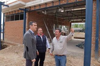 """Avanza la ejecución del nuevo complejo deportivo """"Fuente de la Niña"""""""
