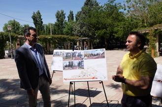 La renovación y mejora del parque de San Roque comenzará tras las Ferias y Fiestas