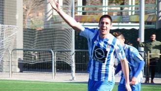 Pradillos, del Hogar Alcarreño, máximo goleador del Grupo II de Regional Preferente