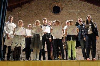Norah Wanton, ganadora del IX Concurso de Jóvenes Pianistas de Sigüenza