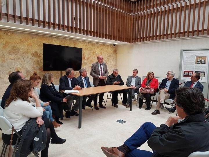 Latre solicita a la Comisión del Senado sobre la despoblación que tome en consideración la singularidad de la provincia de Guadalajara