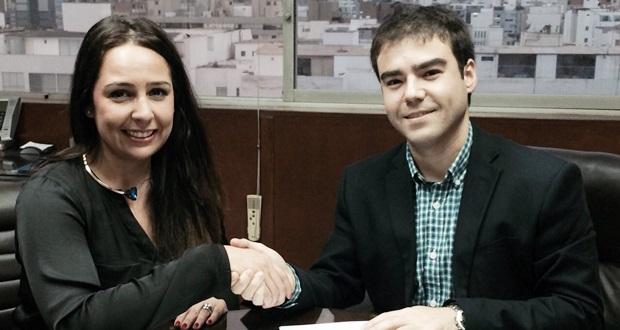 Laura Sánchez, nueva presidenta de los jóvenes empresarios de Castilla-La Mancha