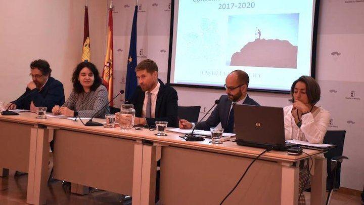 Fomento trabaja en las 'Líneas Límite' de once municipios de Toledo y Guadalajara