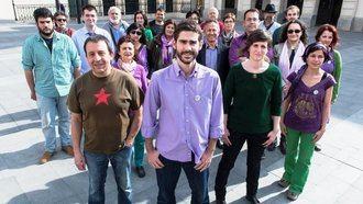 Lío interno en la marca blanca del partido de Pablo Iglesias en Guadalajara: Todos quieren el cargo y... el jornalillo