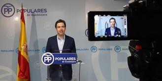 """""""La izquierda radical quiere tumbar al Gobierno que ha dado estabilidad a España, editando el pacto Page-Podemos"""""""