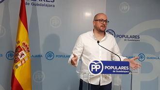 """Lucas Castillo elogia """"el Gobierno de hechos de Rajoy"""" y critica el """"Gobierno de promesas y sectarismo de Page"""""""