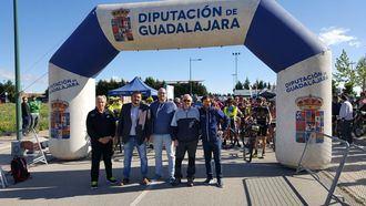 Alejandro Gómez se impuso en la Ruta El Gallardo de Marchamalo, segunda prueba del Circuito Diputación