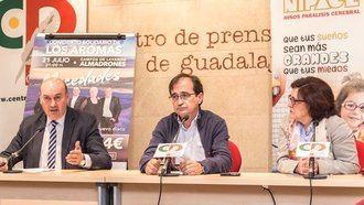 Mocedades y Javier Matía actuarán en Almadrones a favor de Nipace