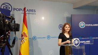"""Valdenebro: """"¿Qué pasa cuando se juntan PSOE-Podemos? Pues que llega la ruina y suben los impuestos"""""""