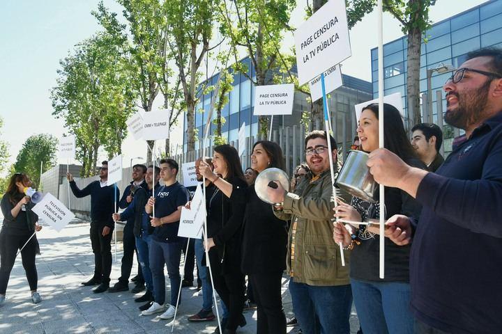 Nuevas Generaciones de Castilla La Mancha denuncia la manipulación y el sectarismo de PSOE y Podemos en TelePage