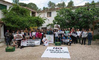 La Plataforma Stop Macrogranjas de Molina une fuerzas con más de 30 plataformas vecinales y organizaciones contra la ganadería industrial