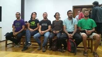 El juicio de los pobladores de Fraguas, visto para sentencia