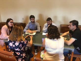 PODEMOS-CLM se reúne con miembros de la Plataforma regional por la Atención Temprana