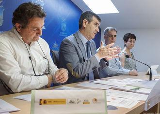 Antonio Román presenta la Estrategia de Adaptación al Cambio Climático del Ayuntamiento de Guadalajara