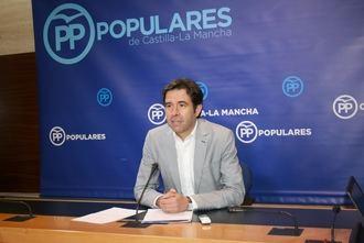"""Robisco afirma que """"Page y Sánchez engañan a Castilla-La Mancha en relación con la financiación autonómica"""""""