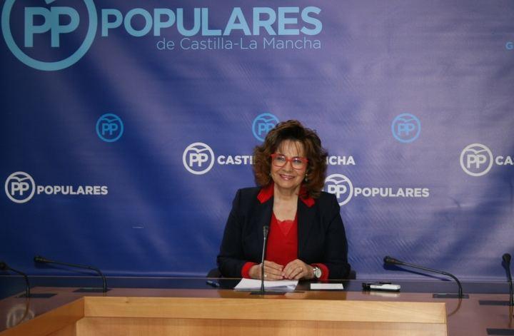 """Riolobos: """"Page y Podemos llevan tres años destruyendo Castilla-La Mancha"""""""