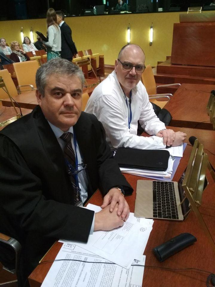 Los argumentos de STE-CLM contra el despido ilegal de interinos convencen en Europa
