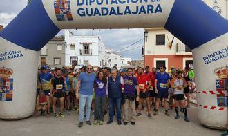 Tercer triunfo consecutivo de Toño Andrés en el Circuito de Carreras de Montaña de Diputación