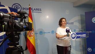 """Valmaña: """"Page y Sánchez malgastan los éxitos de Rajoy y Cospedal en pagar los peajes del 'pacto de despachos'"""""""