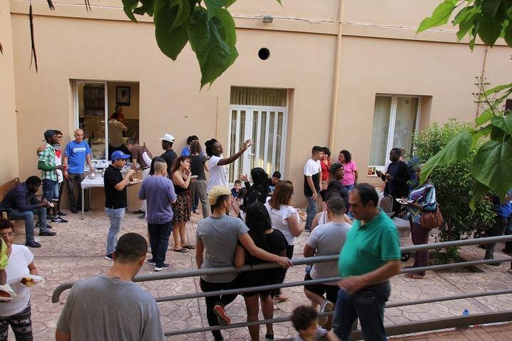 La gastronomía protagoniza el Día Internacional de las Personas Refugiadas en Sigüenza