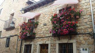 Sigüenza busca el balcón, ventana o rincón florido más bonito del municipio