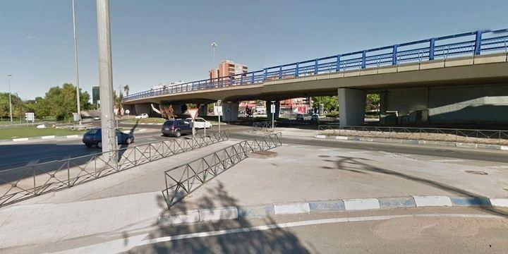 El Ministerio de Fomento invertirá un millón euros en sacar la N-320 de Cuatro Caminos