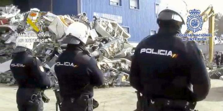 La tasa de criminalidad en Guadalajara, 8,3 puntos por debajo de la media nacional