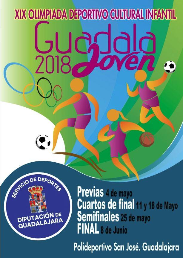 El próximo viernes en el San José se celebra la jornada final de Guadalajoven 2018
