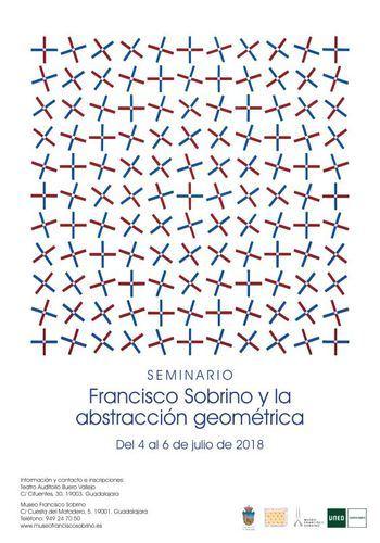"""""""Francisco Sobrino y la abstracción geométrica"""", curso monográfico sobre el artista alcarreño"""