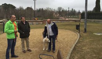 El Ayuntamiento de Guadalajara creará tres nuevos parques de ocio para perros en 2018