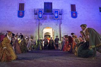 El XVII Festival Ducal de Pastrana contrastará la vida dispar de dos de las hijas de los príncipes de Eboli