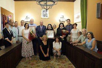 Sigüenza entrega la XV edición del premio por la igualdad a Ursulinas y ACCEM