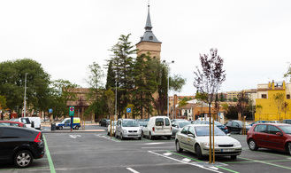 Arrancan los trabajos de los proyectos de mejora de la seguridad vial de la ciudad de Guadalajara