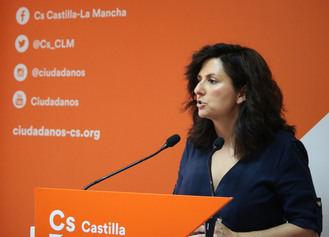 """Ciudadanos lamenta que """"las mil caras del PSOE y su falta de coherencia supongan un perjuicio para la región"""""""