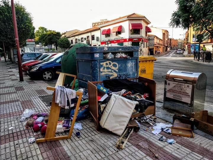 """Izquierda Unida de Azuqeca vuelve a la carga por la """"dejadez con la que gobierna el PSOE"""""""